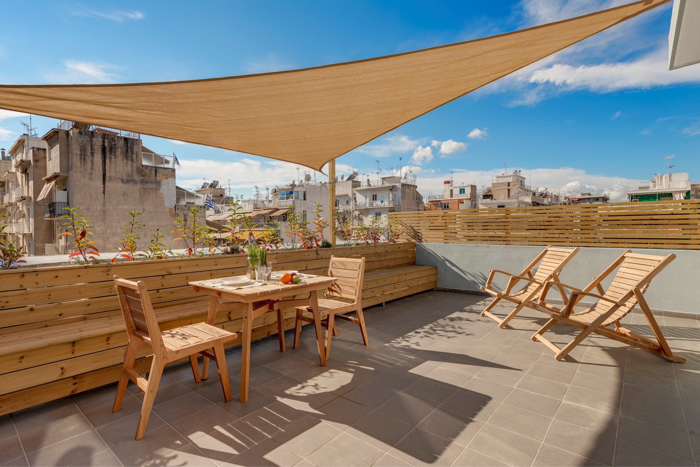 Executive Apartment with Privatte Terrace