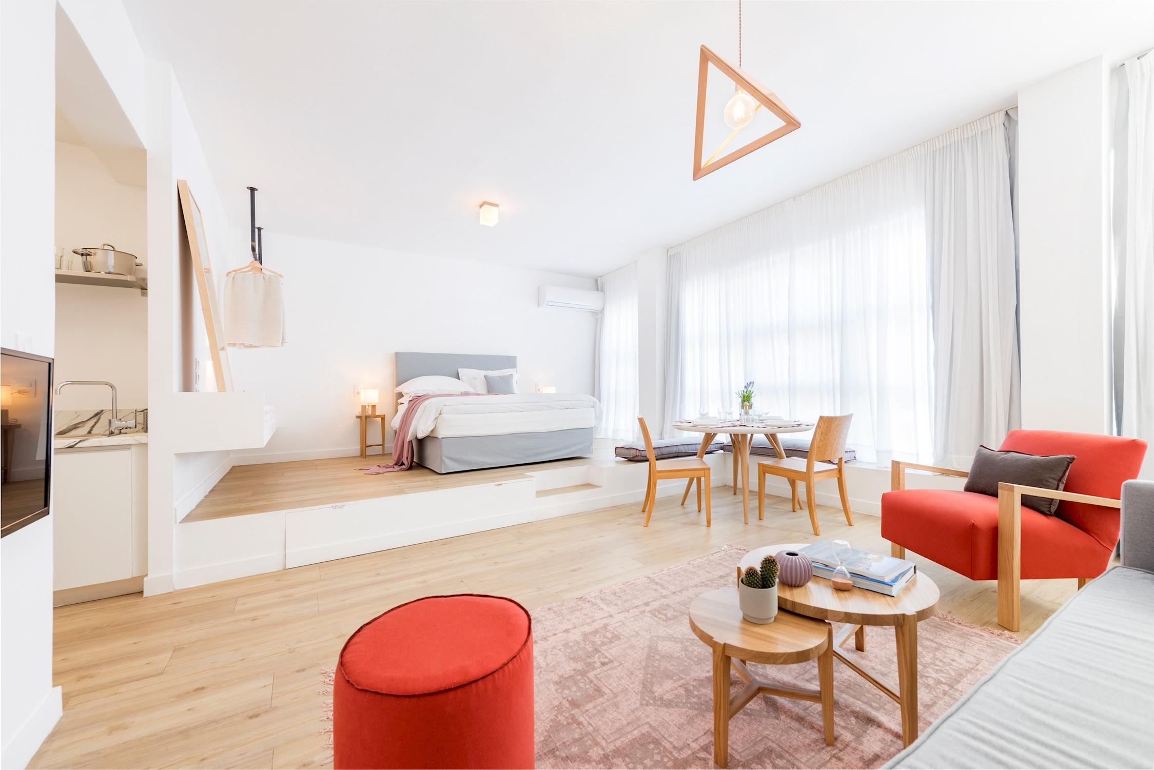 The Premium Loft Apartment